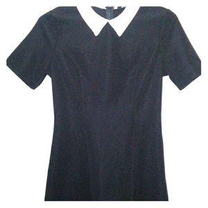 Forever TwentyOne Short black and white dress